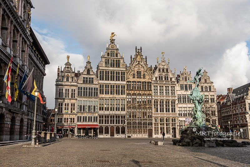 Antwerpen: De Grote Markt