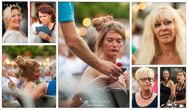 Publiek Andé Rieu op het Vrijthof te Maastricht