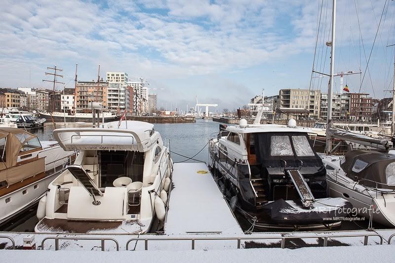 Antwerpen: De haven voor het MAS
