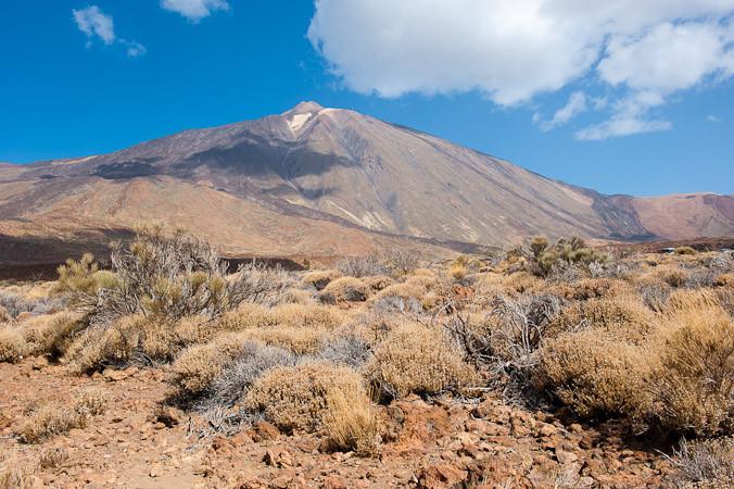 El Teide, vulkaan, Tenerife