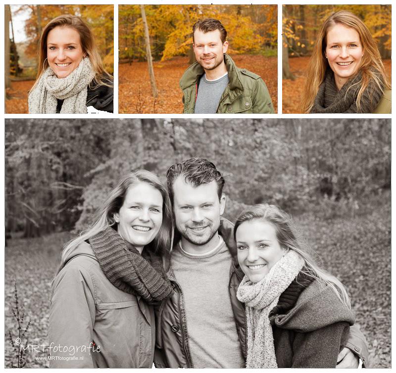 Profielfoto's en Broer en zussenshoot in Den Treek te Leusden