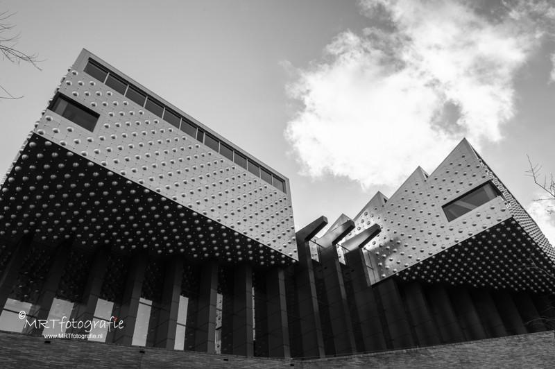 Zwart-wit fotografie, Architectuur fotografie