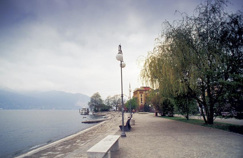Boulevard Verbania, Lago Maggiore