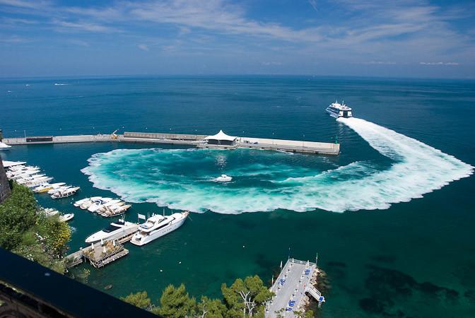 Haven Sorrento, Italië