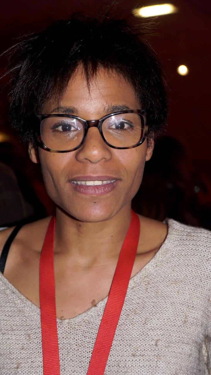 SOIREE DU GRAND ECRAN  Sabine CISSE, comédienne, membre du jury