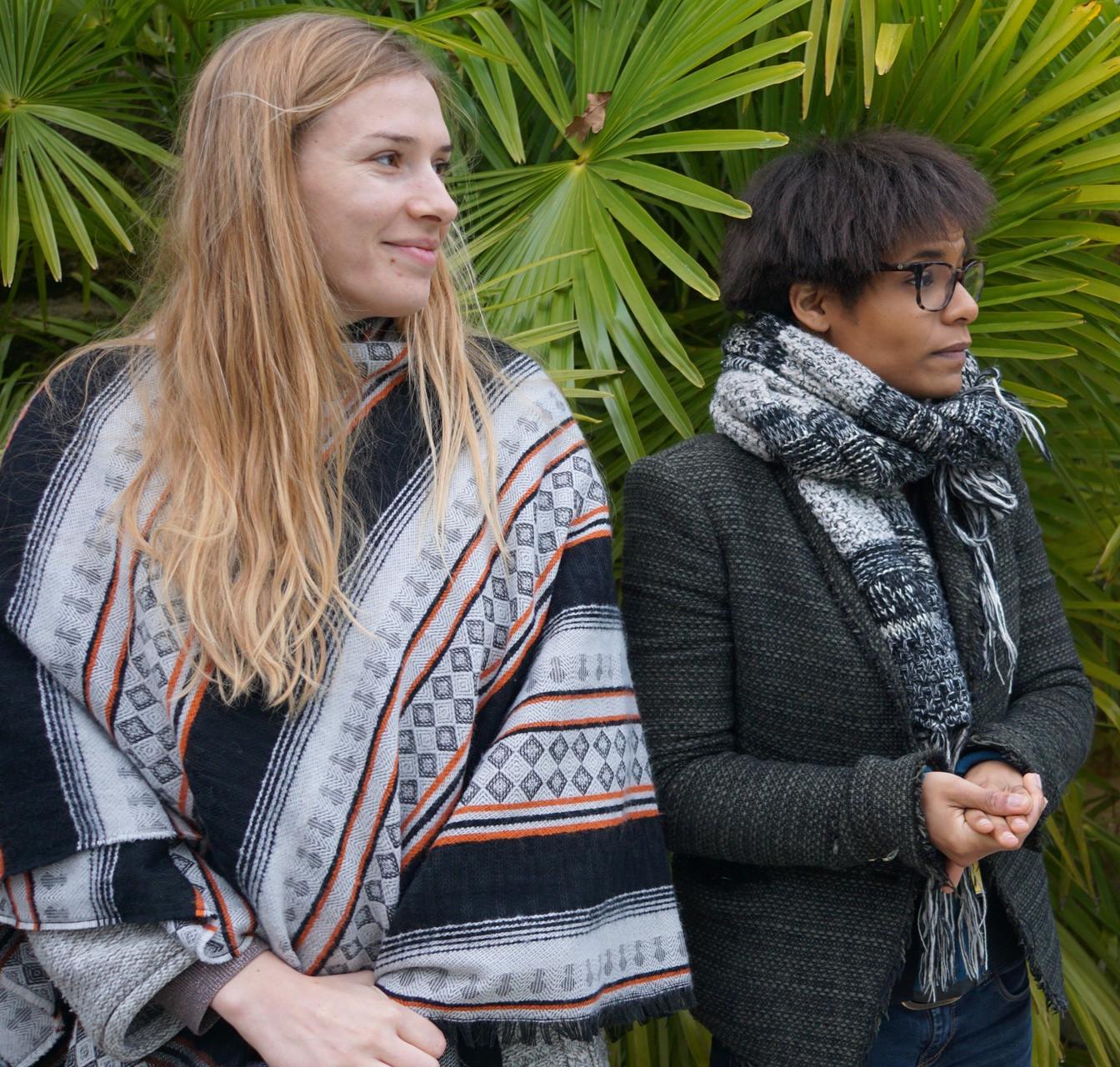 PALMARES AU CHÂTEAU LATOUR-SEGUR: Léa-Blanche et Sabine