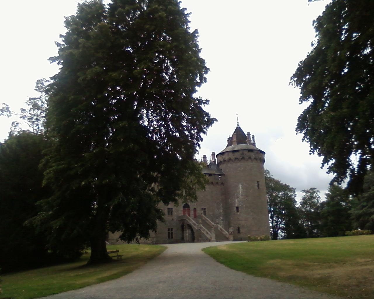 chateau de Combourg août 2012