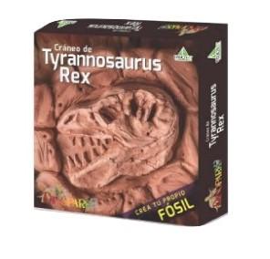 Cráneo de tyrannosaurus rex