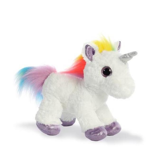 unicornio multicolor