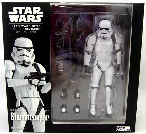 Star Wars Stormtrooper Kaiyodo