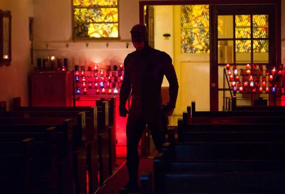 Der Teufel in der Kirche