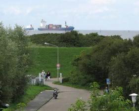 Meerblick Ferienwohnung Cuxhaven