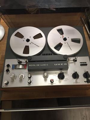 Magnétophones à bandes