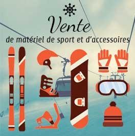 Val Sports: Vente de ski, snowboards, raquette à neige