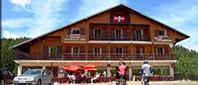 Hotel Les Rosières à Manigod