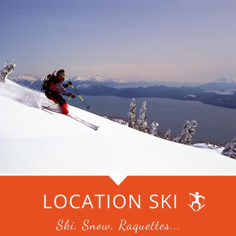 Location de matériel de ski à Manigod