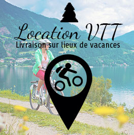 Location VTT junior et adulte à Manigod La Clusaz