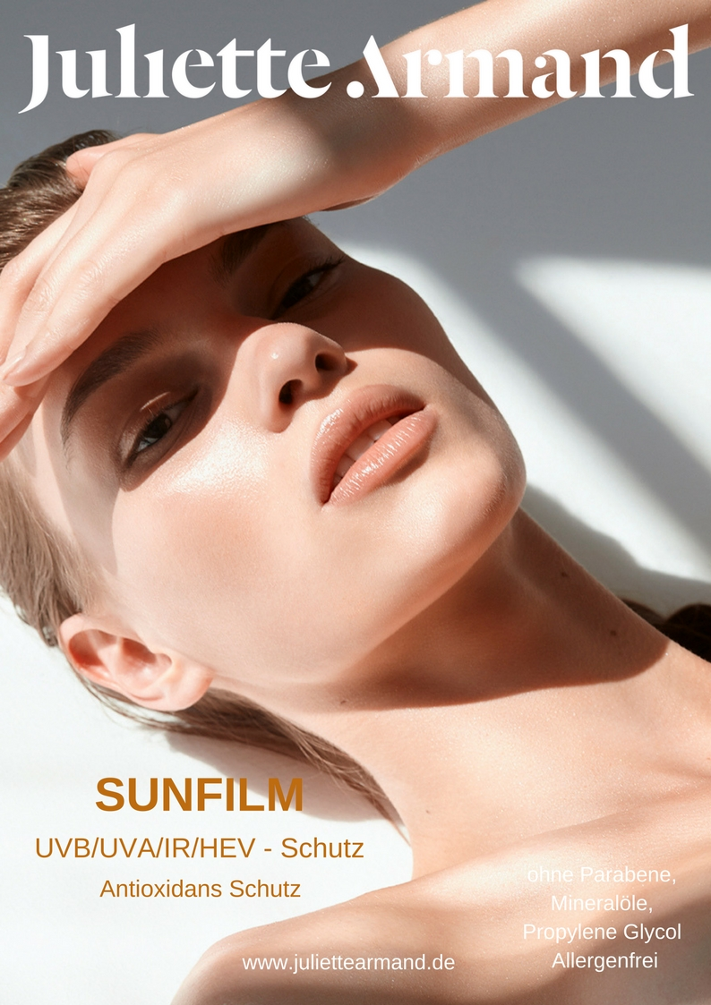 Anti-Aging Sonnenschutz