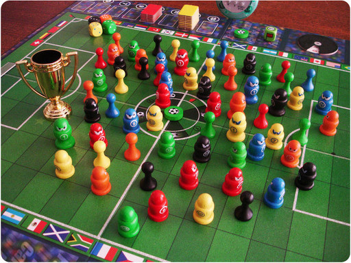 Soccer Tactics - World Cup party