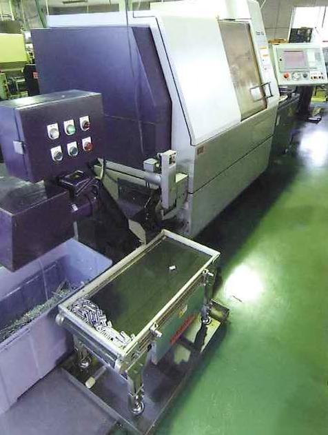 CNC自動旋盤