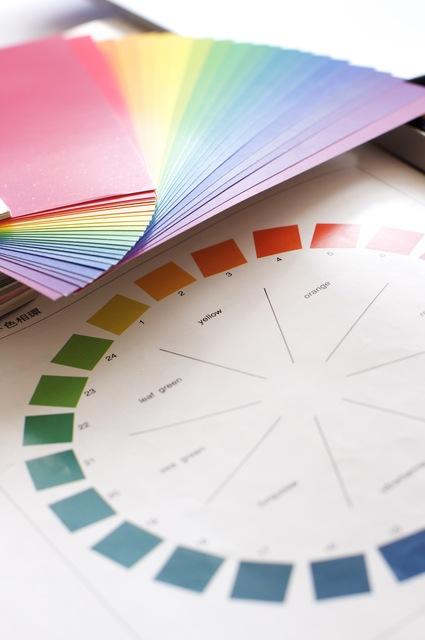 カラーカード☆色の見極め力をつける「色感アップトレーニング」