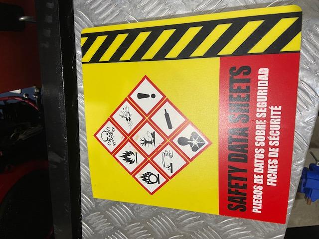 SDS/Safety Data Sheets Manual