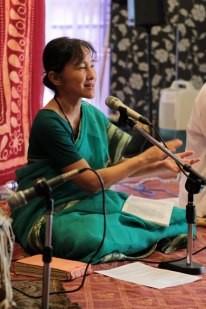 歌い手:北インド古楽ドゥルパド声楽・魂のうた