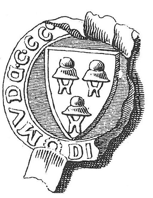 1318 Wappen des Bischofs Nikolaus zu Verden