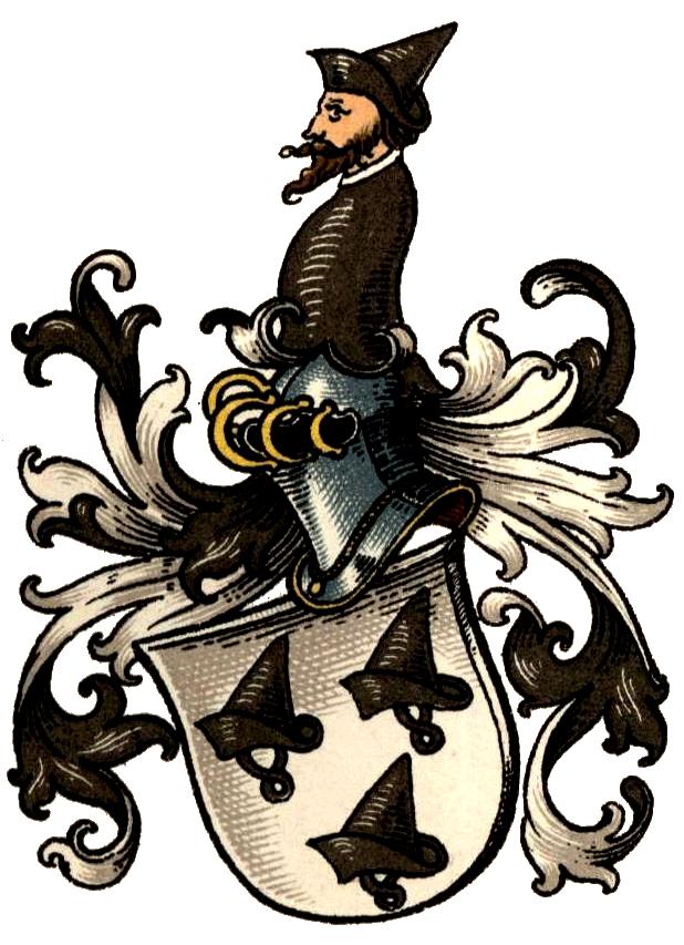 Aus dem Wappenbuch des Westfälischen Adels