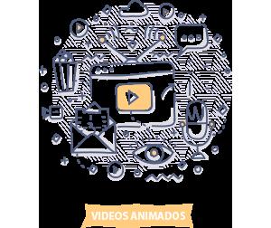 icono videos animados