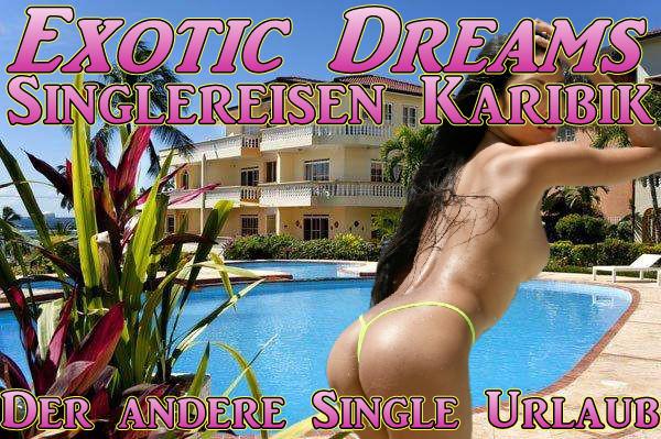 Singlereisen Karibik, Urlaub mit Sex inklusive , Karibik Urlaub als Single ,