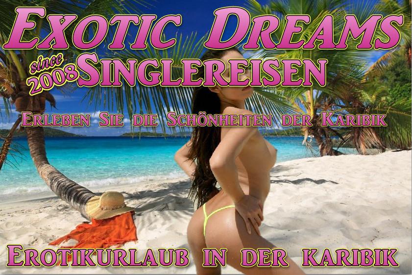 Urlaub als Single , Singlereisen Karibik , der Singleurlaub mit Sex inklusive und garantiert.