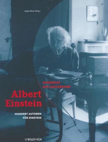 """Jahr: 2005. Hrsg. v. Jürgen Renn, Wiley-VCH. Darin: Christian Dirks: """"Anwalt der Sündenböcke. Albert Einsteins Engagement für die Ostjuden"""". Leistungen: Recherche, Autor."""