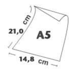 Paquete Folios A5