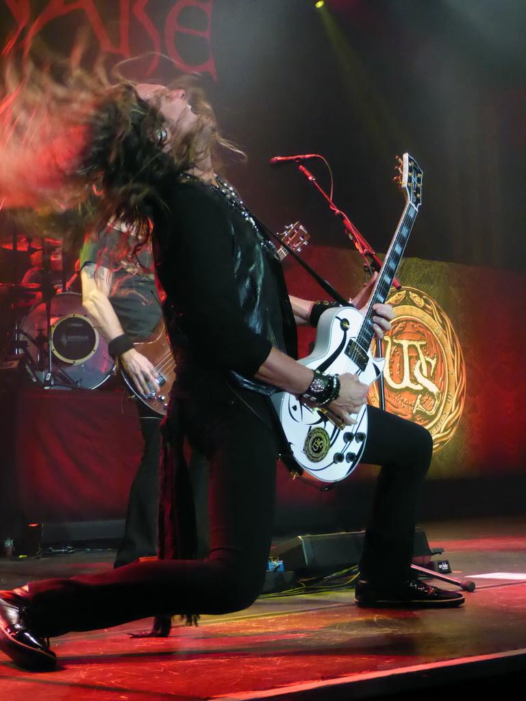 Joel Hoekstra, Whitesnake (UK)