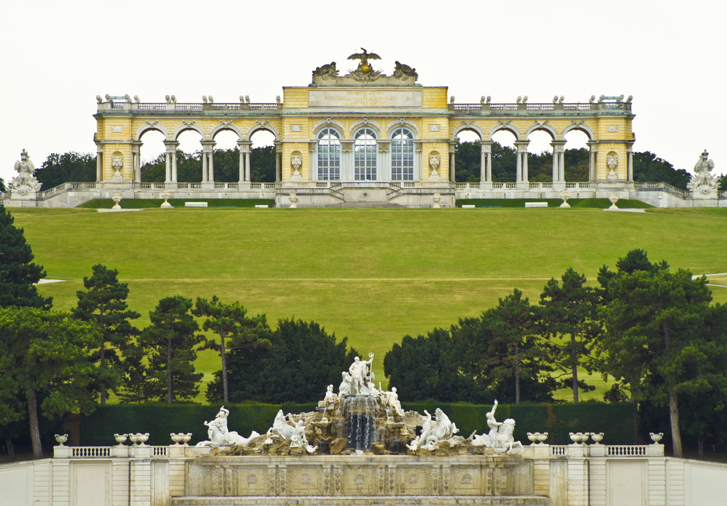 Schloss Schönbrunn, Wien (A)