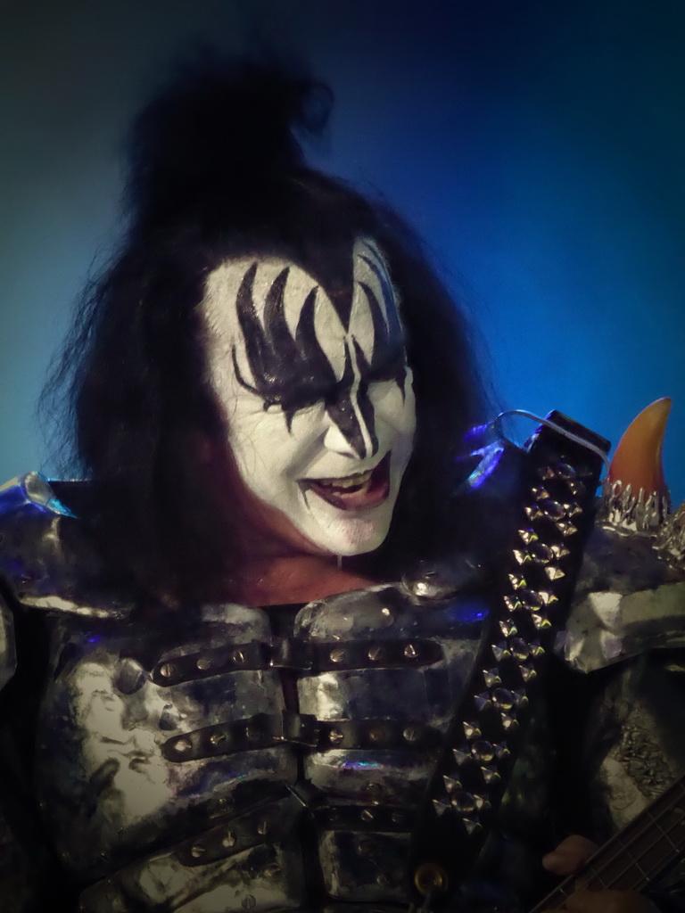 Gene Simmons, Kiss (US)