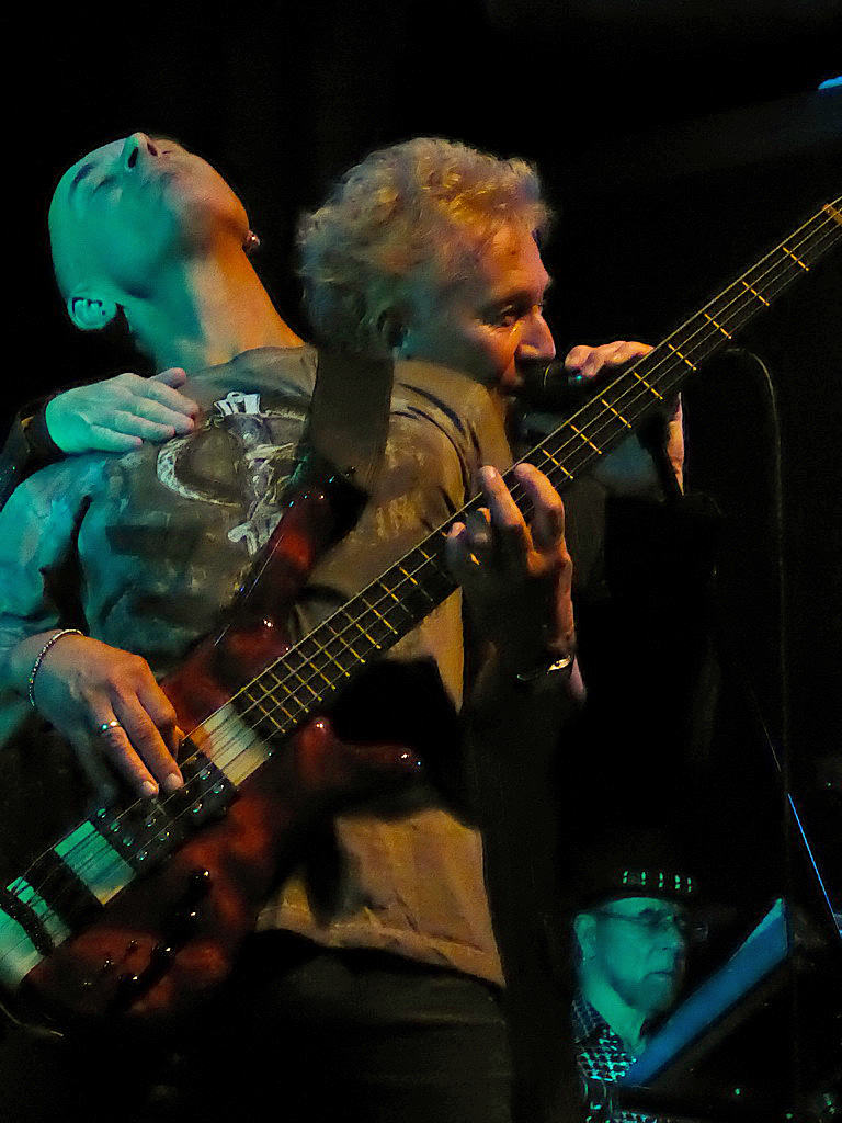 Steve Kinch & Mick Rogers, Mannfred Man's Earthband (UK)