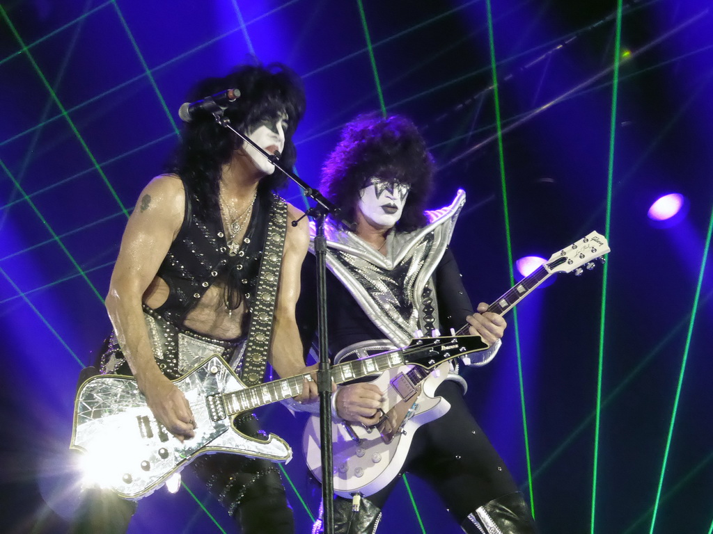 Paul Stanley & Tommy Thayer, Kiss (US)