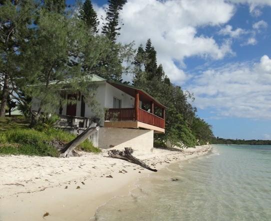 Un bungalow côté mer