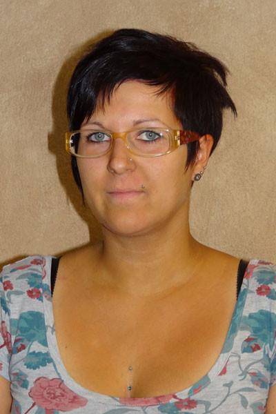 Annemarie vorher