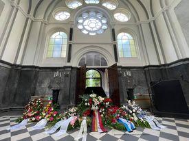Hamburg: Bericht zur Trauerfeier von Esther Bejarano