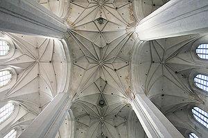 Bóveda gótica. San Juan (Świętej Janów) Torún