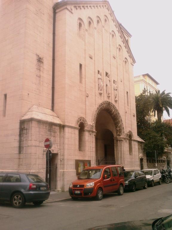 2010/03 - christuskirche, rome