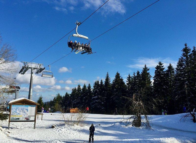 Die besten Skigebiete im Sauerland