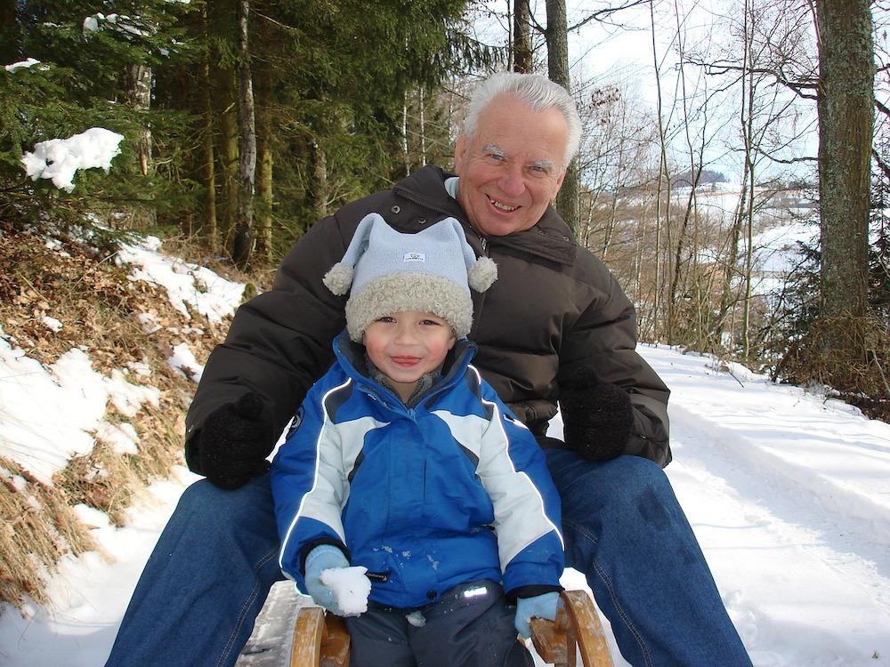 Sauerland-Urlaub für Oma, Opa und Enkelkinder