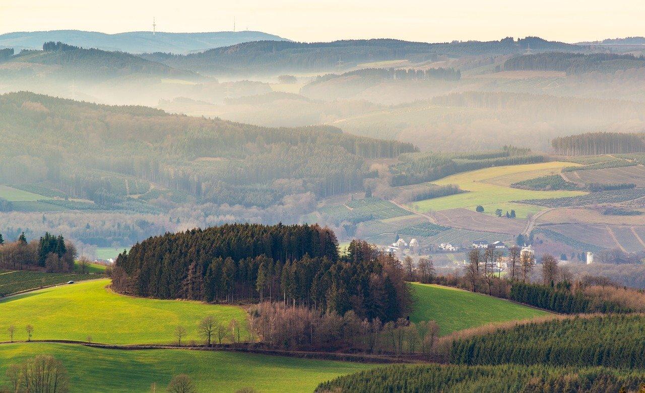 Welche sind die schönsten Berge im Sauerland ?