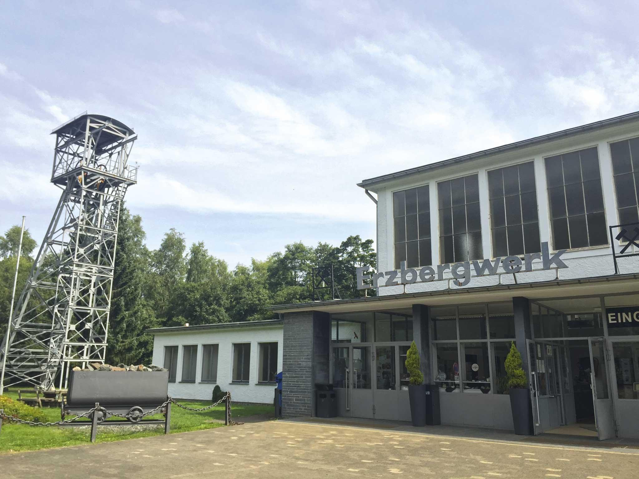 Tagungen in Winterberg: Individuelle Freizeitprogramme - Besuch im Bergwerk Ramsbeck