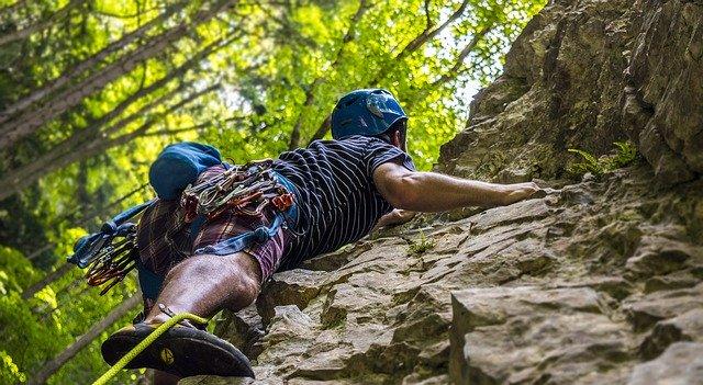 Klettern im Sauerland: Die besten Kletterparks