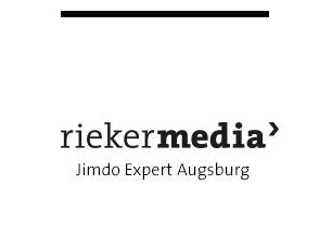 Rieker Media Jimdo Expert Augsburg